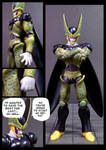 Cell vs Goku Part 1 - p2 by SUnicron