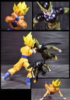 Cell vs Goku Part 1 - p6 by SUnicron