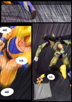 Cell vs Goku Part 1 - p7 by SUnicron