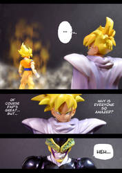 Cell vs Goku Part 2 - p5 by SUnicron