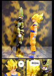 Cell vs Goku Part 2 - p8 by SUnicron
