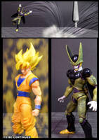 Cell vs Goku Part 2 - p15 by SUnicron