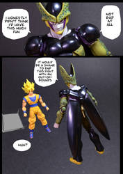 Cell vs Goku Part 3 - p9 by SUnicron