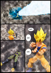 Cell vs Goku Part 4 - p10 by SUnicron