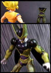 Cell vs Goku Part 4 - p12 by SUnicron