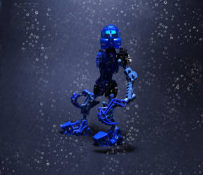 Gali - Toa of Water by SUnicron
