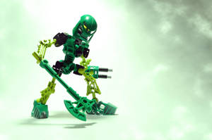 Lewa - Toa of Air by SUnicron