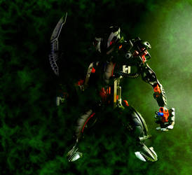 The Makuta by SUnicron