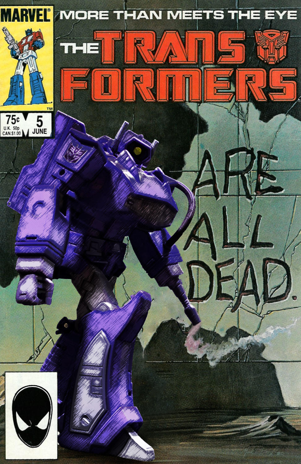 The Transformers.. Are All Dead by SUnicron