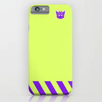 Transformers G1 Constructicons Phone Case by edwardbatkins