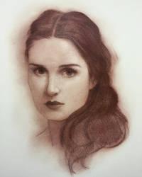 Portrait by edwardbatkins