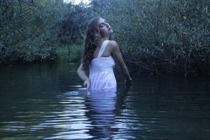 water stock IV by Senju-HiMe-Stock
