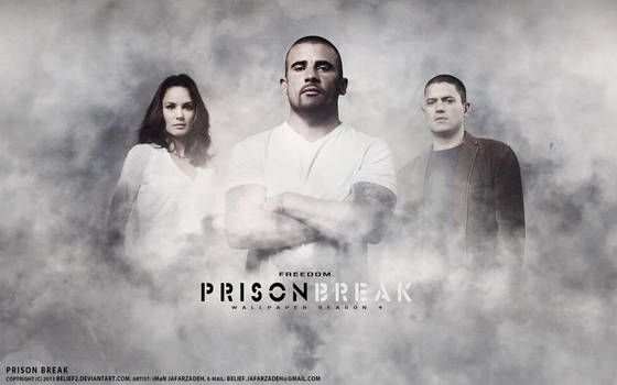 Prison Break S4 by belief2