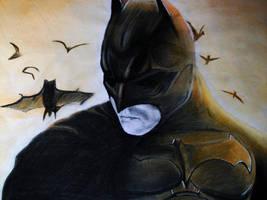 Batman by Sasoriakasuna1