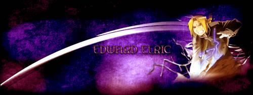 Edward Elric by Zxhxexrxo