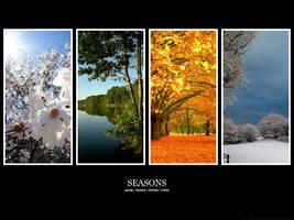 Seasons :: Full by DragonX141