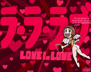 Love la Love by TateDGibbs