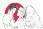 EndHawks_Sketch4 by CrimsonKingArt