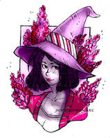 Lavender by CrimsonKingArt