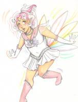 Sailor MoonFlute by MysticSybil