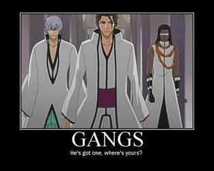Aizen's Gang by Zeki-chan51