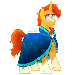 Harmonyverse: Royal Wizard by DuneFilly