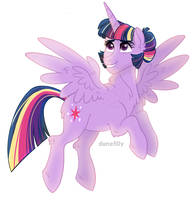 Harmonyverse: Princess of Friendship by DuneFilly