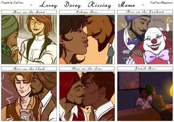 GD - It's a Kiss Meme by Niladhevan