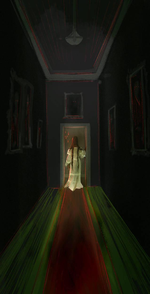 PM - Couloir by Niladhevan