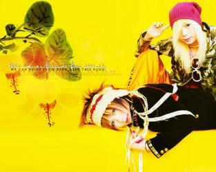 Miku x Bou + Merrymaking by drag-my-soul