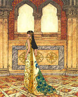The Courtesan by Dreoilin