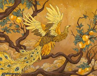 The Firebird by Dreoilin