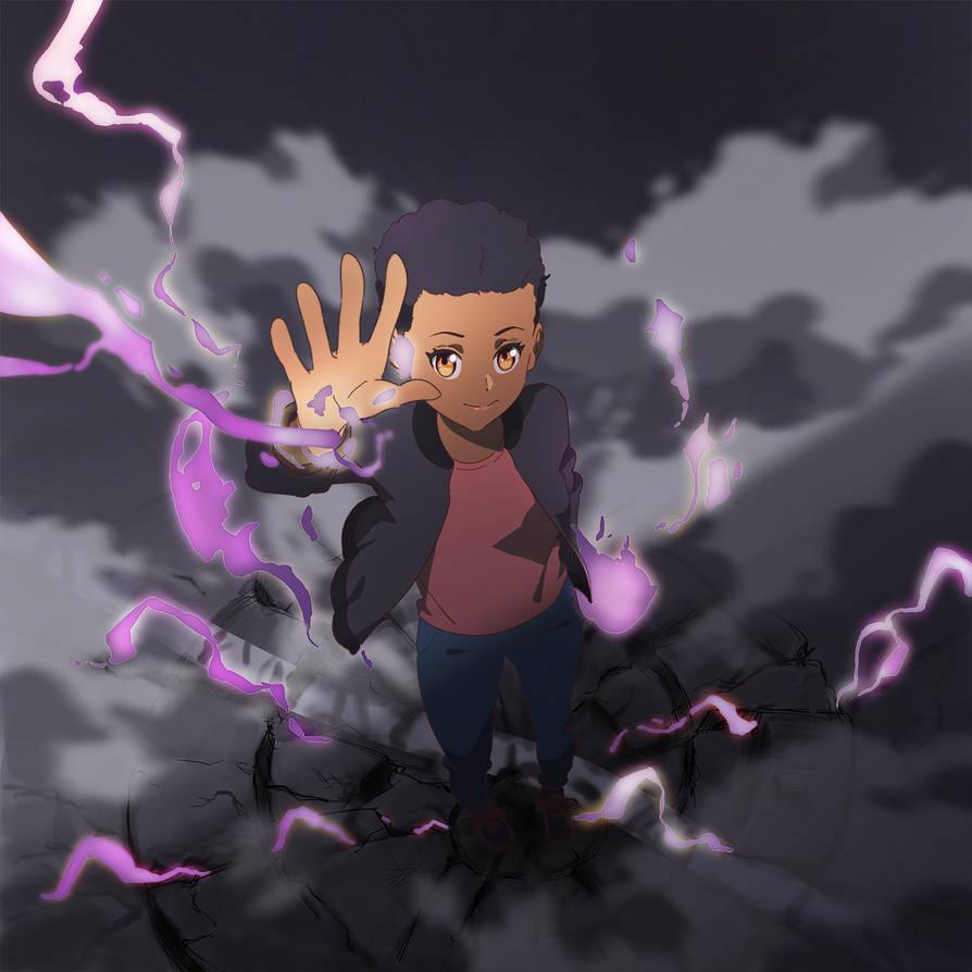 Anime powers by akol3850