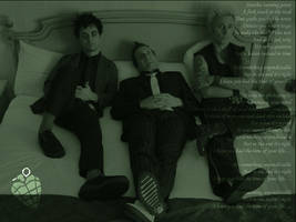 Green Day Wallpaper by AcanyaHelke