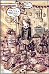 Inktober 010.. by neurotic-elf