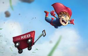 Super Boy by kylecbastian