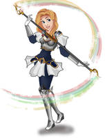 Disney Princess Lux by LovisaD