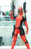Lady Deadpool by LovisaD