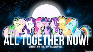 All Together Y'all (Wallpaper) by filipino-dashie