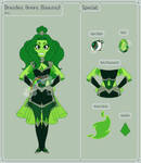 SU - Dresden Green Diamond Reference by theRainbowOverlord