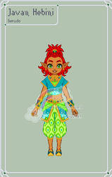 LoZ - Javan Reference by theRainbowOverlord
