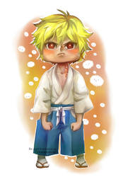 Chibi Yukine by B-Griveros