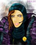 Jessica Sherawat by divadonna224