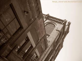 Urban Castle by Ninja-Band-aid