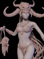 witchdoctor diablo 3 2 by Dozen13