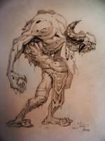 bandy monstr by Dozen13