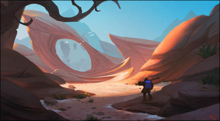 desert by Dozen13