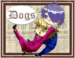 LHL:.Dog's:. by HimariTachibanaHina
