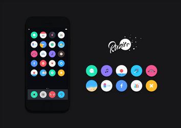 Ruzits v2 Iconpack by Indranomaly