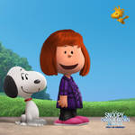 Me in The Peanuts Movie by Minami-Kousaka